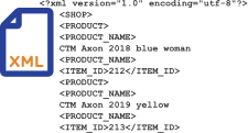 BlueWinston feature XML file